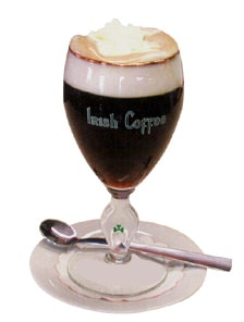irish coffee nespresso
