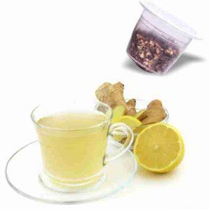 zenzero e limone nespresso